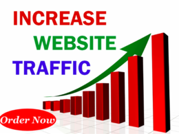 Get 250+ daily visitors for 30 days 1min+ AVG visit time
