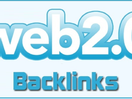 Provide 100 web 2.0 Back links On high PR Sites