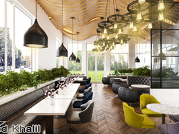 Design The Interior Of Your Restaurant Or Cafe