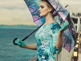 Create an umbrella design