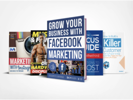 Design a Professional Book and eBook Cover in 24 hours