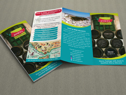 Do professional flyer, brochure and catalogue design