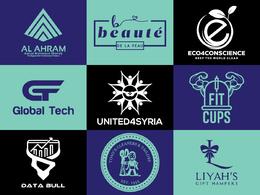 Design high resolution vector logo  Unlimited modification