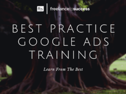 Give 1hour training on AdWords best practice optimisation