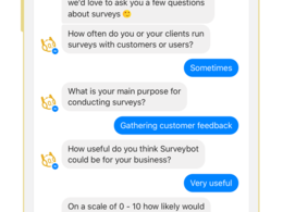 Create manychat chat bot quiz