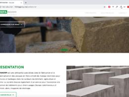 Build your showcase website