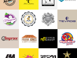 Design Professional Logo + Business Card  + Unlimited Revision