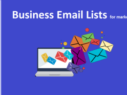 Provide Business emails list and Leads for Marketing Purpose
