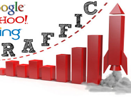 Send 50,000 Organic Traffic Visitors Directly To Your Website