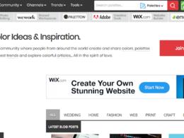 Write & Publish a guest post on ColourLovers.com – DA 78