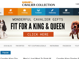 Add Pet Guest Post on Gingercavalier.com - Dofollow Backlink