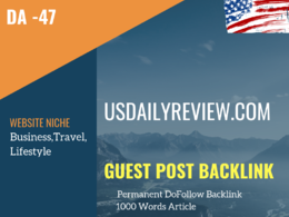 USA Business,Travel, Lifestyle Related 47 DA Guest po