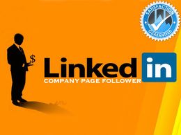 Grow Up Your LinkedIn Company Page Followers