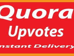 Instant Provide 40+ Worldwide Quora Upvote