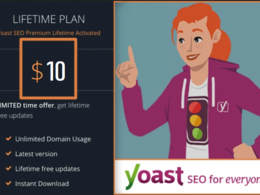 Give Original Yoast SEO Premium Plugin Activated for Lifetime