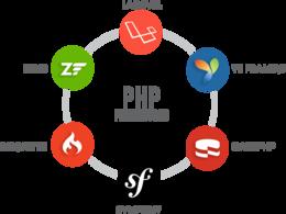 Build website using PHP/LARAVEL/CakePhp/Codelgniter