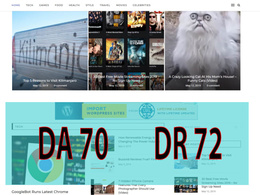 Guest Post On My Da 70 Dr 72 General News Blog With Dofollow Lin