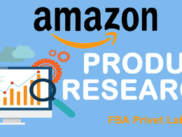 Do Product Research for Amazon FBA Private Label