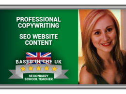 Write Professional Copywriting For SEO Website Content