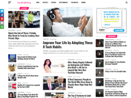 Write and Publish Guest Posts On Blog Magazine Site gudstory.com