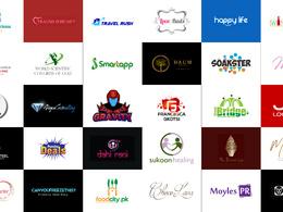 Bespoke Logo Design+ Creative Concepts +Revisions+Artwork