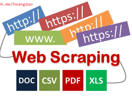 Web, Data Scraping, Extracting from any website - CHEAP n FAST
