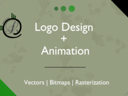 Design or animate a stunning 2D logo/image for you.