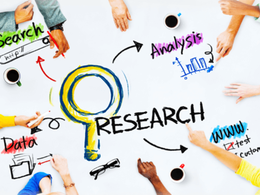 Do efficient Research work for £ 50 only