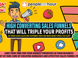 ✅ build your Sales Funnels in ClickFunnels or Kajabi