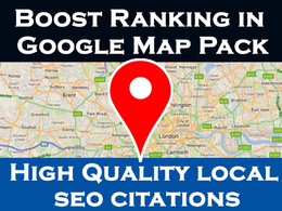 Do 50 Local Citation To Improve Ranking In Google Map Pack