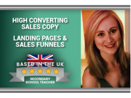 Write High Converting Sales Copy For Landing Pages And Sales Fun