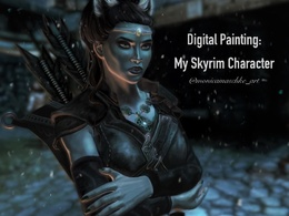 Create a Fantasy Digital Painting