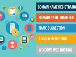 Register .COM domain