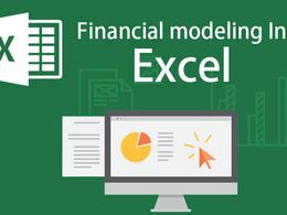 Build Flexible Excel Based Financial Model