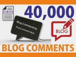 Do 40,000 Blog Comments