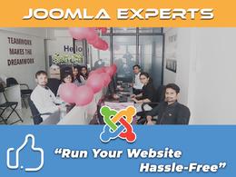 Joomla Services, Bug fixing   Customization   Maintenance
