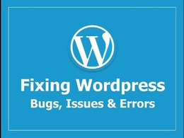 1 Hour of Updates/Fixes/Customisation on WordPress Site