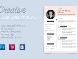 Help you with Creative CV