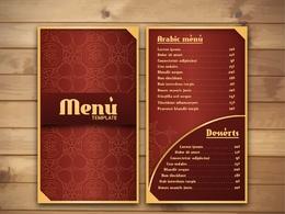 Design Your Restaurant Food Menu Or Price Sheet