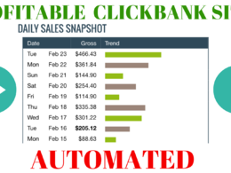 Create Clickbank Site With 500 Hot Products And Free Traffic