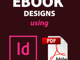 Design your 10 Pages book/eBook/Document etc. with cover.