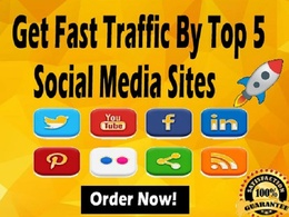 Share your website OR URL on top social media sites