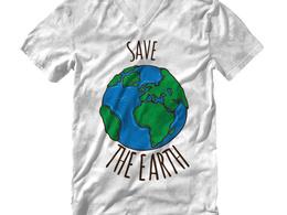 Design simple illustration for t-shirt