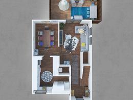 Convert your 2DFloor plan into 3D Floor plan with full furniture