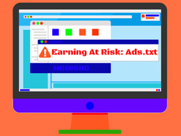 Fix Earning At Risk: Ads.txt Missing