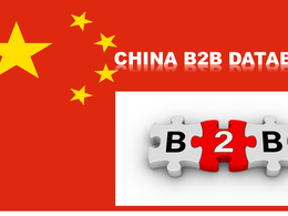 625,968 China B2B Companies Leads Email Contact List Database