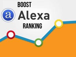 Improve USA Alexa Rank Under 50k