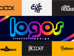 Design High Quality Logo with unlimited Revision