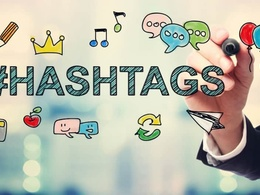 Research 30 engaging hashtag for your brand