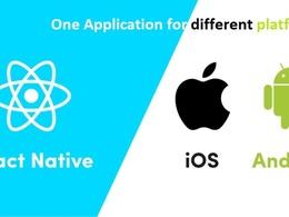Create react native application